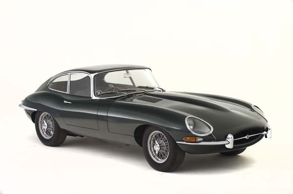 1962 Jaguar Series 1 E Type XKE3.8 Litre Fixed Head Coupe Right Hand Drive in Opalescent Dark Green 0058