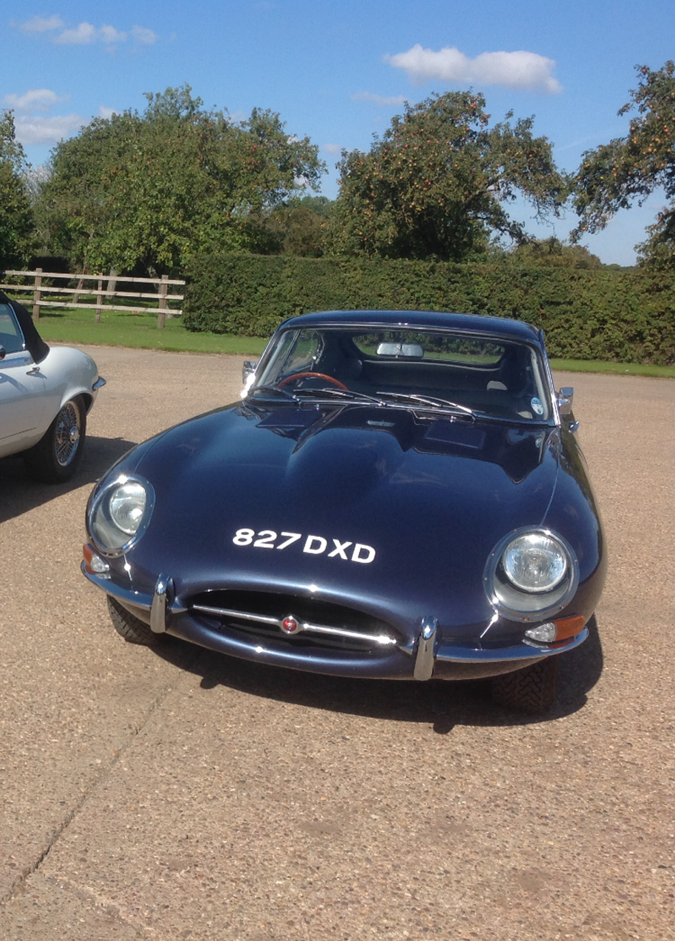 STOLEN E-Type - Chassis 860225 | New Forest Classic Cars